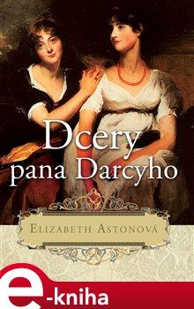 Obálka titulu Dcery pana Darcyho