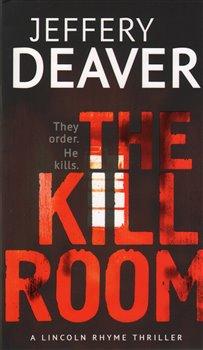 Obálka titulu Kill Room