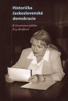 Obálka titulu Historička československé demokracie