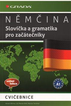 Obálka titulu Němčina - Slovíčka a gramatika pro začátečníky A1
