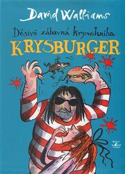 Obálka titulu Krysburger