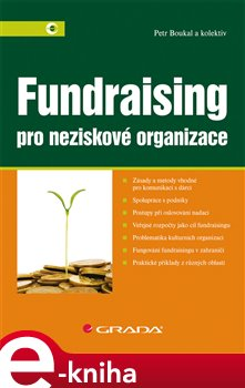 Obálka titulu Fundraising