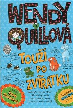 Obálka titulu Wendy Quillová touží po zvířátku