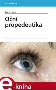 Obálka titulu Oční propedeutika