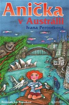 Obálka titulu Anička v Austrálii