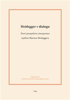 Obálka titulu Heidegger v dialogu