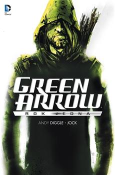 Obálka titulu Green Arrow - Rok jedna