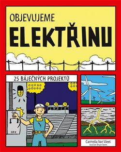 Obálka titulu Objevujeme elektřinu