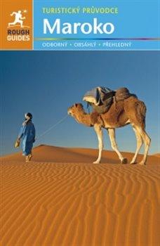Obálka titulu Maroko - turistický průvodce