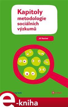Obálka titulu Kapitoly metodologie sociálních výzkumů