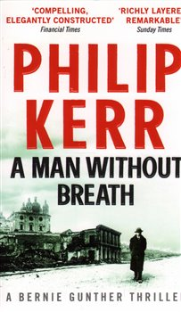 Obálka titulu A Man Without Breath