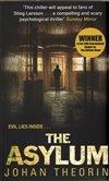 Obálka knihy The Asylum