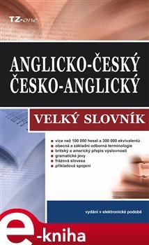 Obálka titulu Velký anglicko-český/ česko anglický slovník