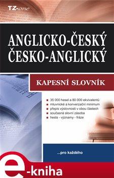 Obálka titulu Anglicko-český/ česko-anglický kapesní slovník