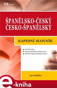 Obálka titulu Španělsko-český/ česko-španělský kapesní slovník