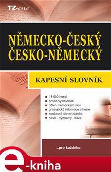 Obálka titulu Německo-český/ česko-německý kapesní slovník