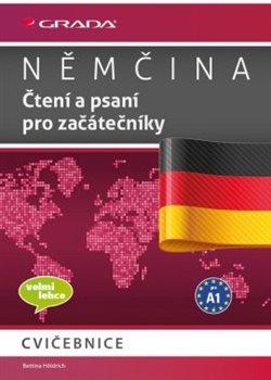 Obálka titulu Němčina - Čtení a psaní pro začátečníky A1