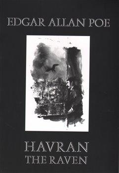 Obálka titulu Havran / The Raven