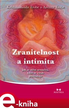 Obálka titulu Zranitelnost a intimita