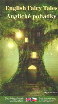 Obálka titulu Anglické pohádky / English Fairy Tales