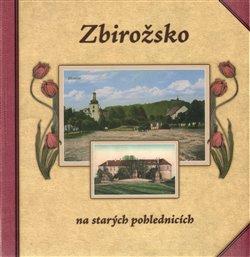 Obálka titulu Zbirožsko na starých pohlednicích