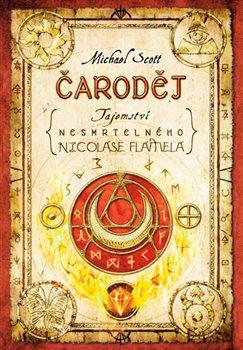 Obálka titulu Čaroděj - Tajemství nesmrtelného Nicolase Flamela