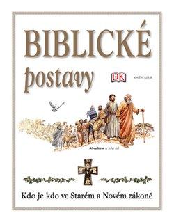 Obálka titulu Biblické postavy