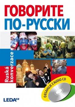 Obálka titulu Ruská konverzace