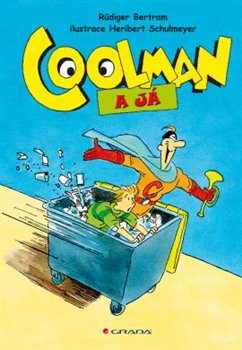 Obálka titulu Coolman a já