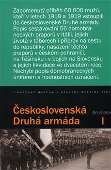 Obálka titulu Československá Druhá armáda I.