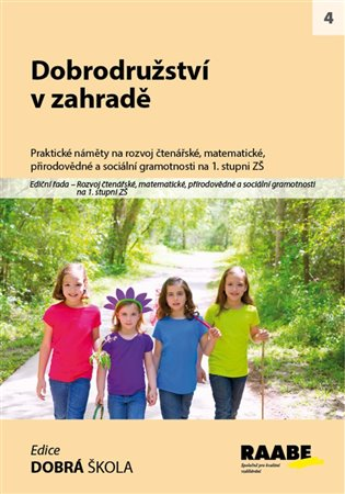 Dobrodružství v zahradě - Eva Burdová,   Booksquad.ink