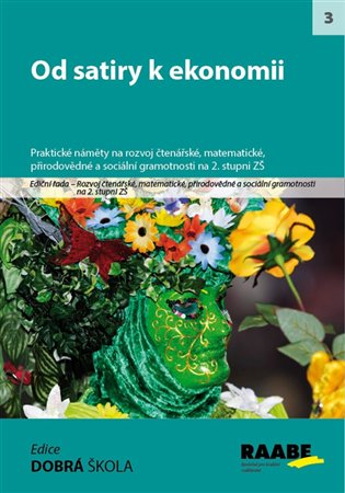 Od satiry k ekonomii - Radka Adamcová, | Booksquad.ink