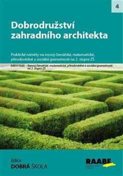 Obálka titulu Dobrodružství zahradního architekta
