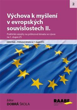 Obálka titulu Výchova k myšlení v evropských a globálních souvislostech II.