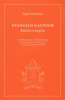 Obálka titulu Evangelii gaudium
