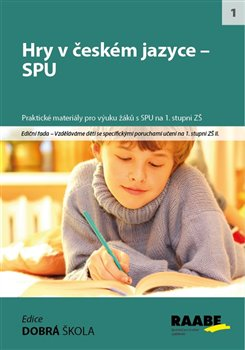 Obálka titulu Hry v českém jazyce – SPU