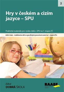 Obálka titulu Hry v českém a cizím jazyce – SPU