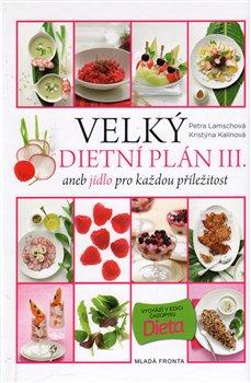 Obálka titulu Velký dietní plán III.