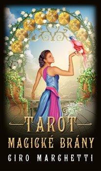 Obálka titulu Tarot magické brány