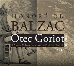 Obálka titulu Otec Goriot