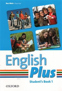 Obálka titulu English Plus 1 Student´s book