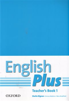Obálka titulu English Plus 1 Teacher´s book with photocopiable resources