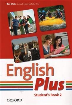 Obálka titulu English Plus 2 Student´s Book
