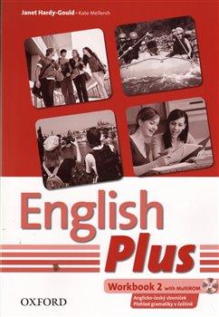 Obálka titulu English Plus 2 Workbook with MultiROM (Czech Edition)