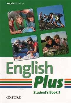 Obálka titulu English Plus 3 Student´s book