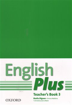 Obálka titulu English Plus 3 Teacher´s Book with photocopiable resources
