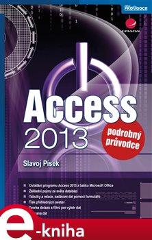 Obálka titulu Access 2013