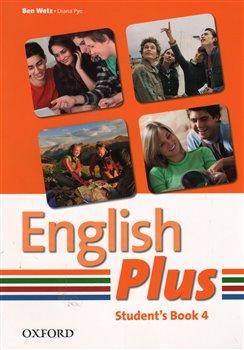 Obálka titulu English Plus 4 Student´s Book