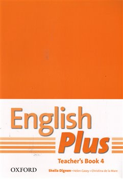 Obálka titulu English Plus 4 Teacher´s Book with photocopiable resources