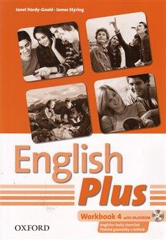 Obálka titulu English Plus 4 Workbook with MultiROM (Czech Edition)